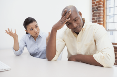 is your partner avoiding you